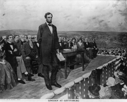 El discurso de Gettysburg