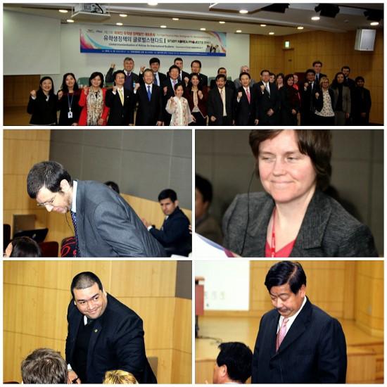 17 embajadores asistieron al foro internacional