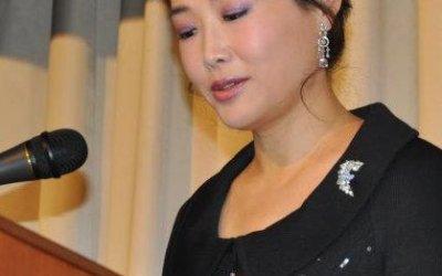 Discurso de la Dra. Jun Sook Moon, Presidenta de Global Peace Women durante los Premios Vivir por el Bien de los Demás 2012