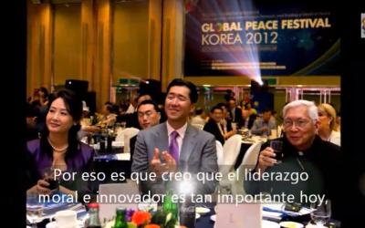 Corea debería ser pionero en el camino hacia el desarrollo del liderazgo moral e innovador