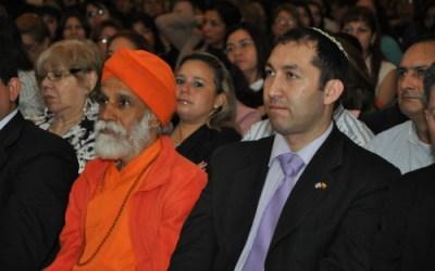 Discurso del Dr. Hyun Jin Moon en la reunión Interreligiosa, Asunción, Paraguay