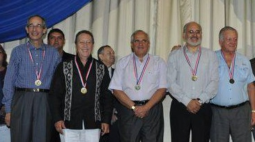 Expresidentes promueven Gobernanza, Ética y Desarrollo