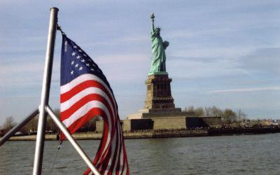 La Estatua de la Libertad nos recuerda porque Estados Unidos ha sido bendecido