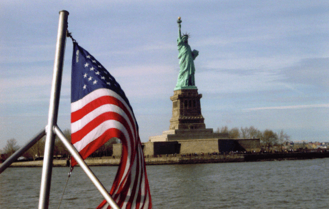 La Dama de la Libertad es un recordatorio del porqué Estados Unidos ha sido bendecido