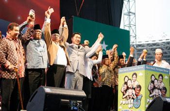 """Declaración de Yakarta hace un llamado a """"La Asociación Interreligiosa Orientada a la Acción"""" Basada en los Valores Morales, y Principios compartidos."""