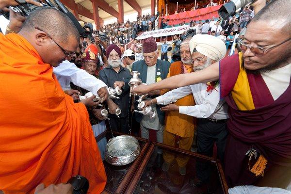 El Dr. Moon hace un llamado a la Cooperación Interreligiosa basada en Valores y Principios Compartidos