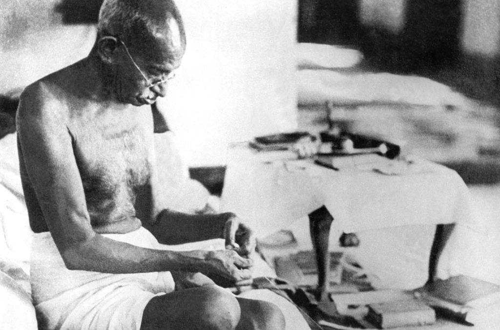 Dia Internacional de la No-Violencia Honra el Legado de Gandhi