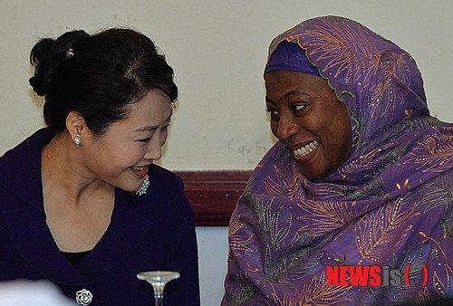 """Discurso de la Sesión: """"Rol de las Mujeres en la Construcción de Paz"""" Dra. Jun Sook Moon, Presidenta de GPW"""