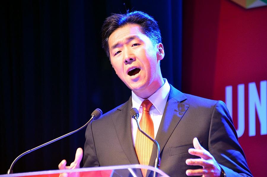 Discurso de Apertura del Dr. Hyun Jin P. Moon durante la Convención Paz Global Kuala Lumpur 2013