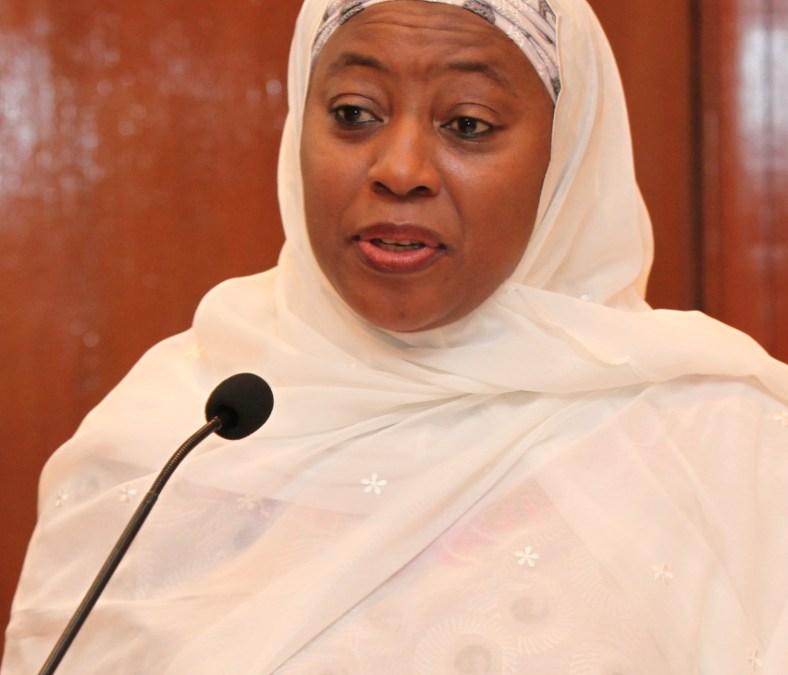 Rol de las Mujeres en la Construcción de Paz no puede ser pasado por alto, dice H.E. Hajiya Amina Namadi Sambo