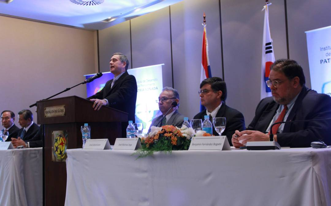 """Desarrollo de las noticias más importantes durante el Simposio Internacional: """"Hacia una Alianza entre Paraguay y Corea"""""""