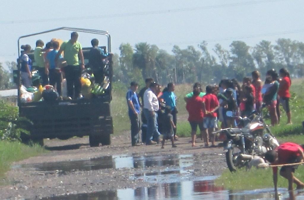 Proyecto De Servicio Para Alto Paraguay Trae Nuevos Socios Y Nuevos Voluntarios