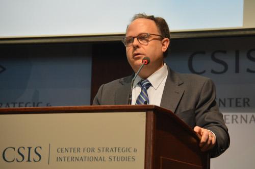 Sydney Seiler, Enviado especial de EEUU para las conversaciones del Grupo de los Seis aborda las cambiantes relaciones de China, Estados Unidos y las dos Coreas en el foro de Washington D.C.