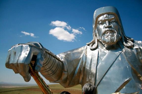 Estatua de Genghis Khan
