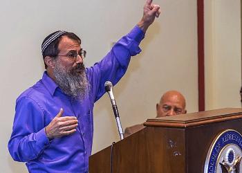 Un Israelí y un Palestino Encuentran la Paz desde Adentro