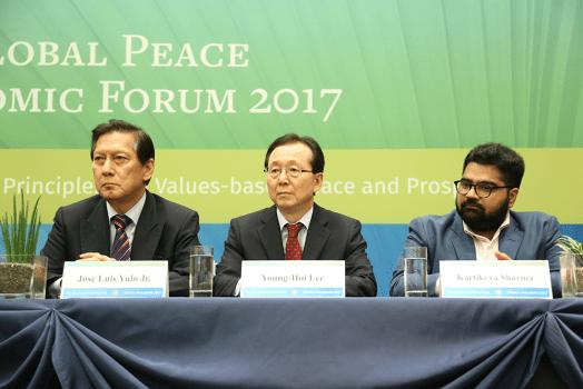 Foro Económico de la Convención Paz Global 2017