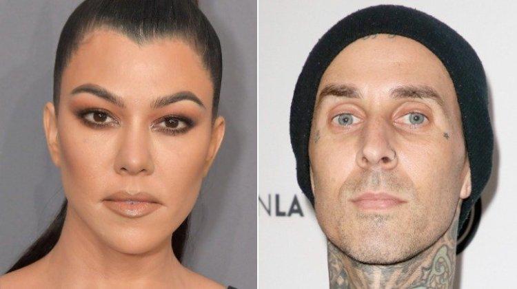 ¿Kourtney Kardashian y Travis Barker están saliendo ...