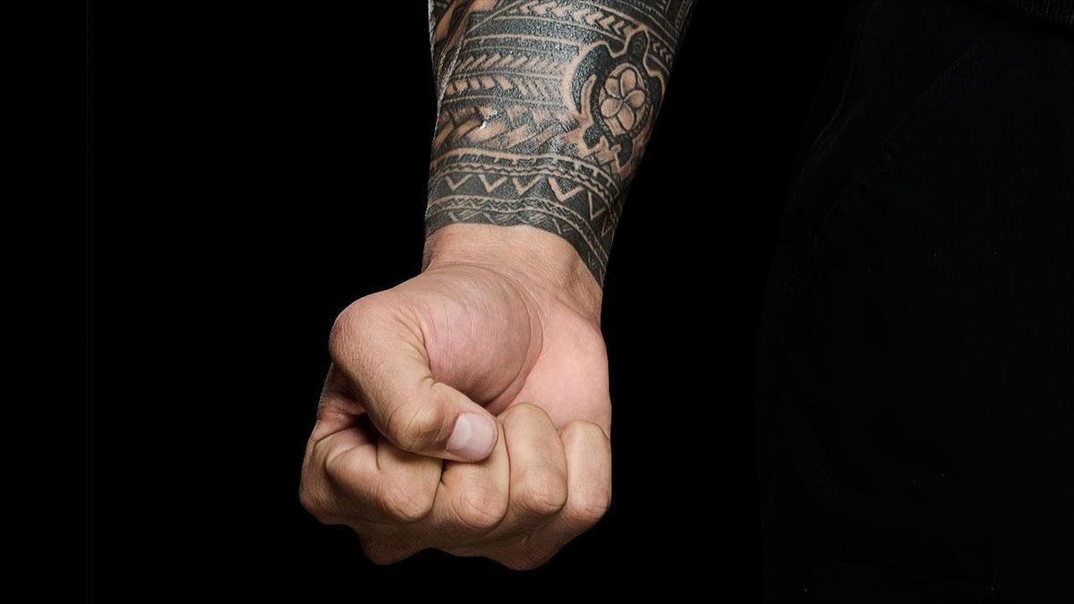 Tattoo De Seth Rollins