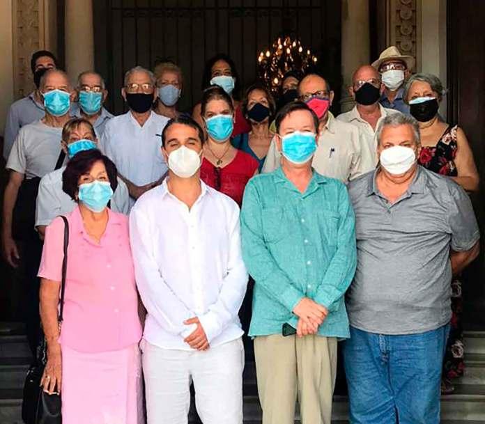 Los españoles de Cuba organizan su labor tras elecciones