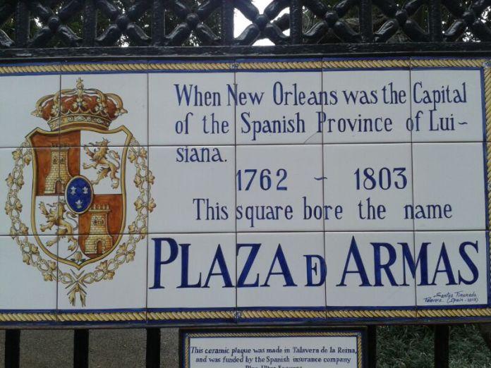 Luisiana y el mundo hispánico