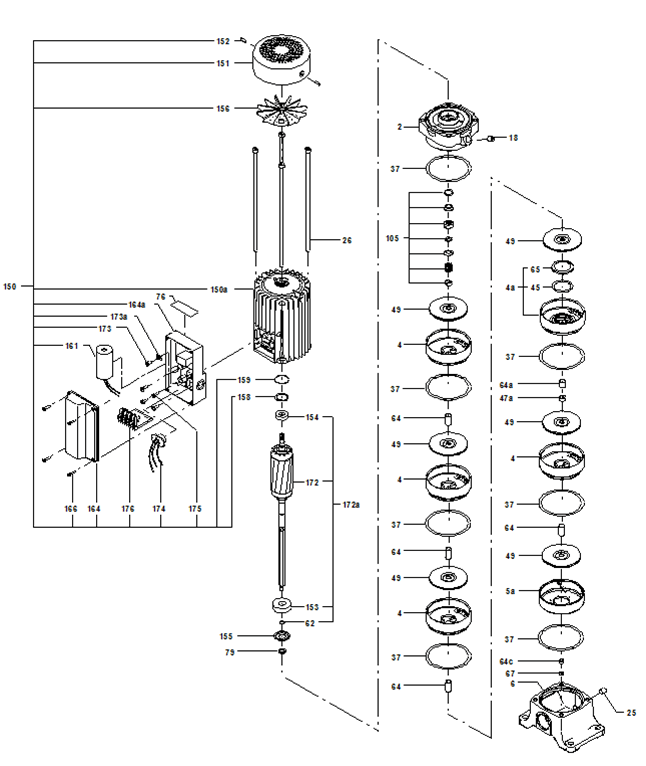 grundfos cr pump wiring diagram arm bones and muscles goulds jet - imageresizertool.com