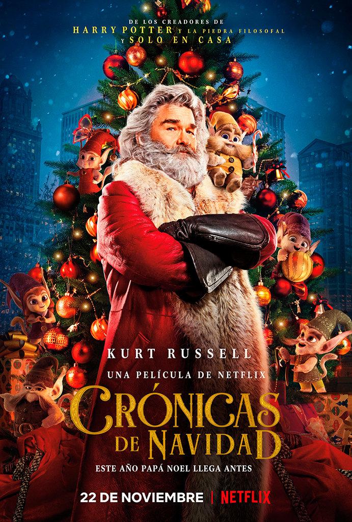 Crónicas de Navidad poster