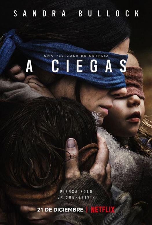 A Ciegas poster