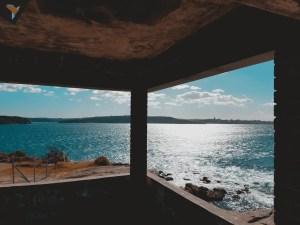 Mirador en Watson Bay