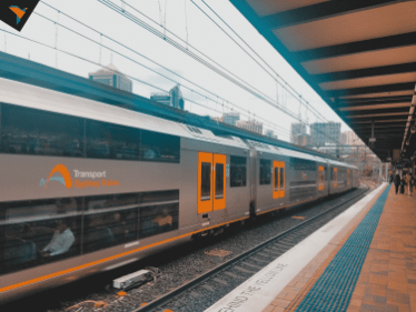 Trenes modernos