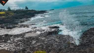 Little Blowhole Kiama