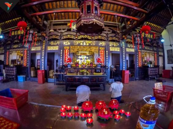 Salon principal del Cheng Hoon Teng