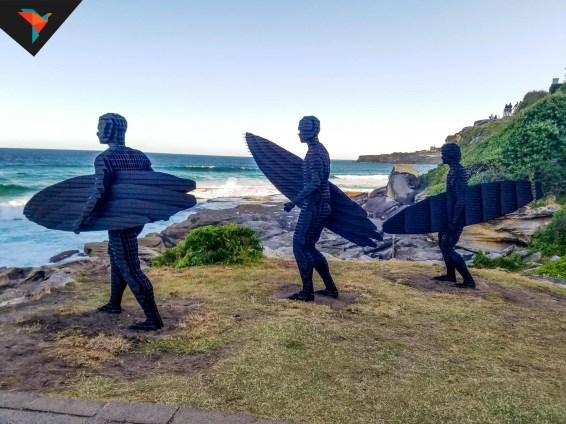 Los surfers