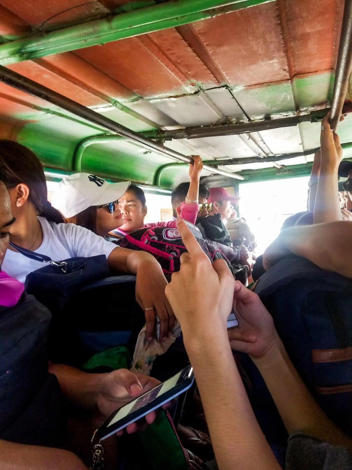 El transporte en Bantayan