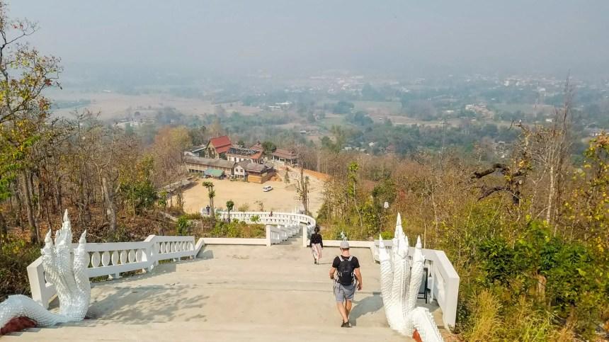 Vista desde el White Buda