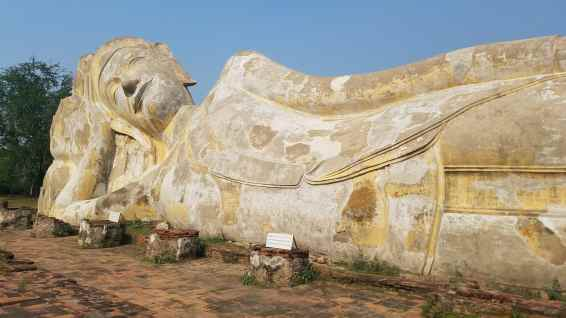 Temple of the Reclining Buddha (Wat Lokayasutharam)