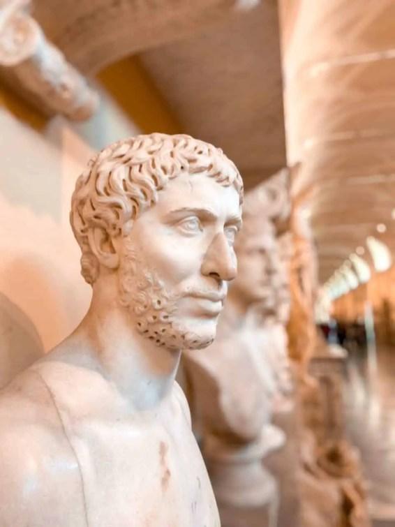 Esculturas en el Vaticano