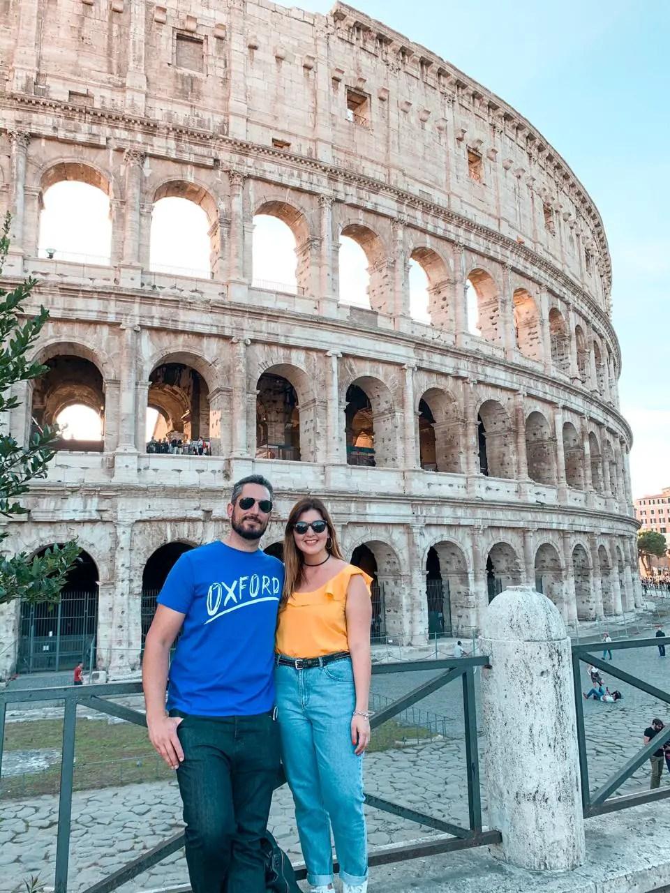 Es Parte del Viaje en el Coliseo