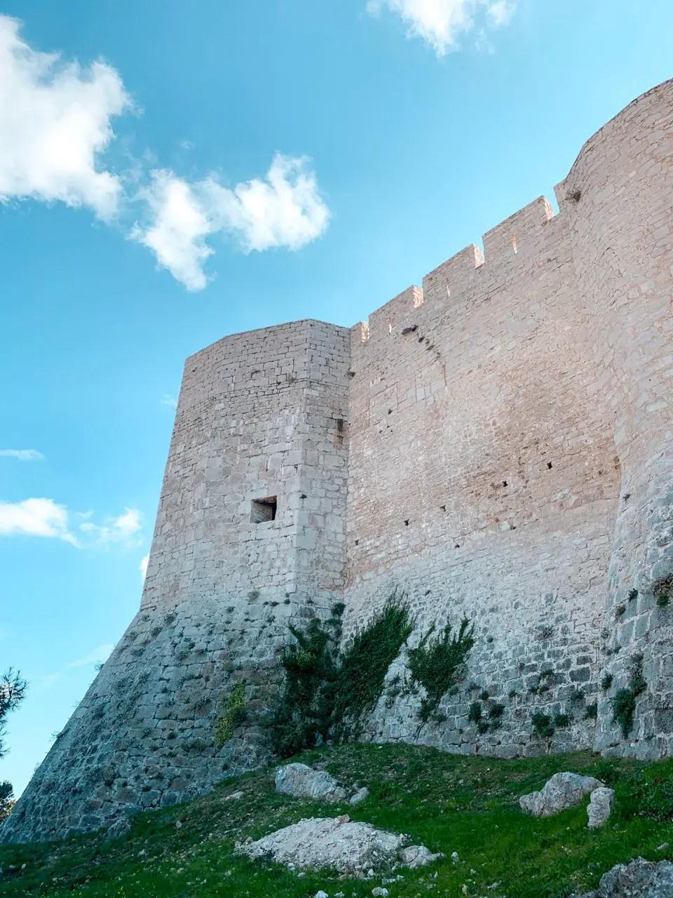 Fortaleza San Miguel Sibenik Croacia