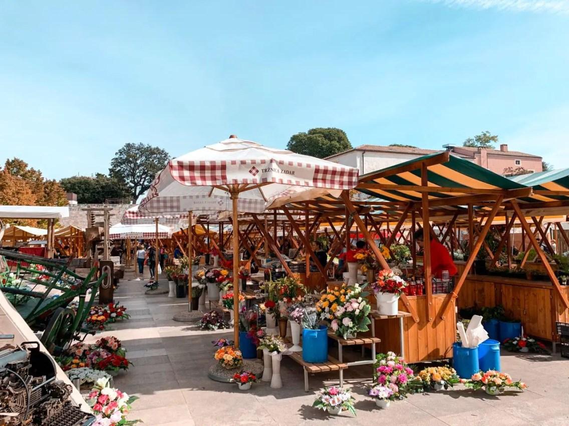 Mercado Zadar