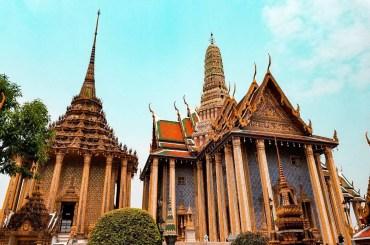 Gran Palacio Real Bangkok