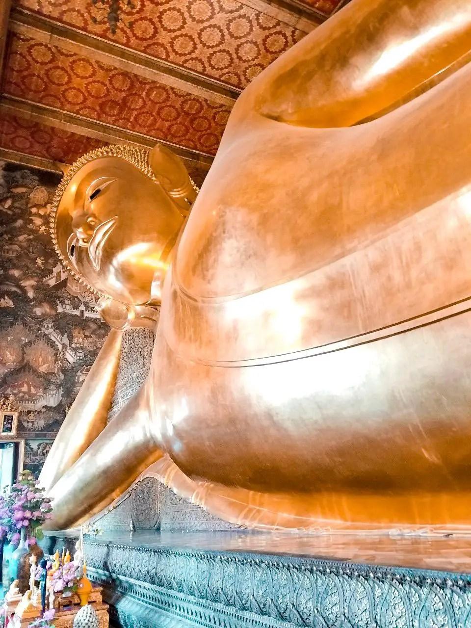 Templo del Buda reclinado o Wat Pho