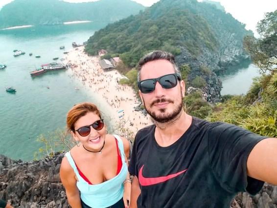 Monkey Island desde las alturas