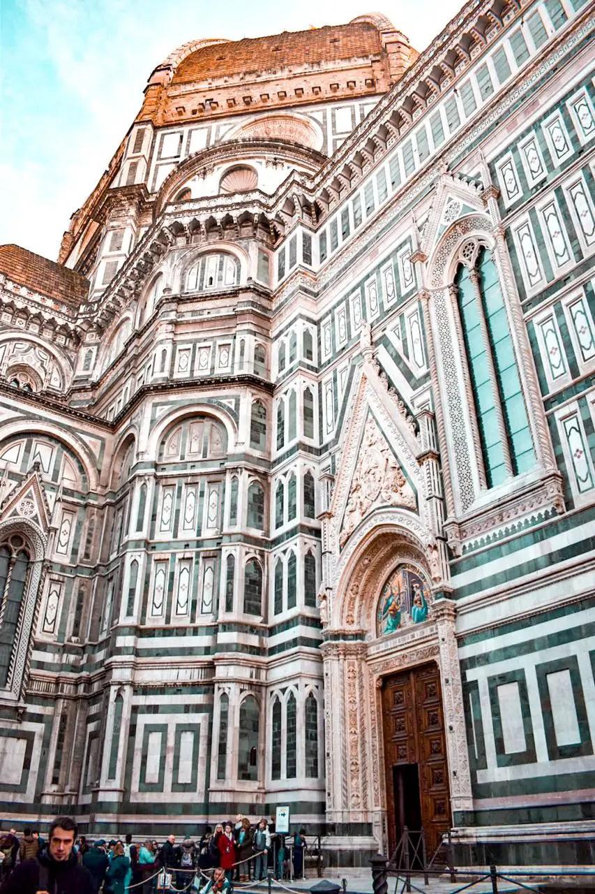 Catedral de Florencia, que ver en Florencia