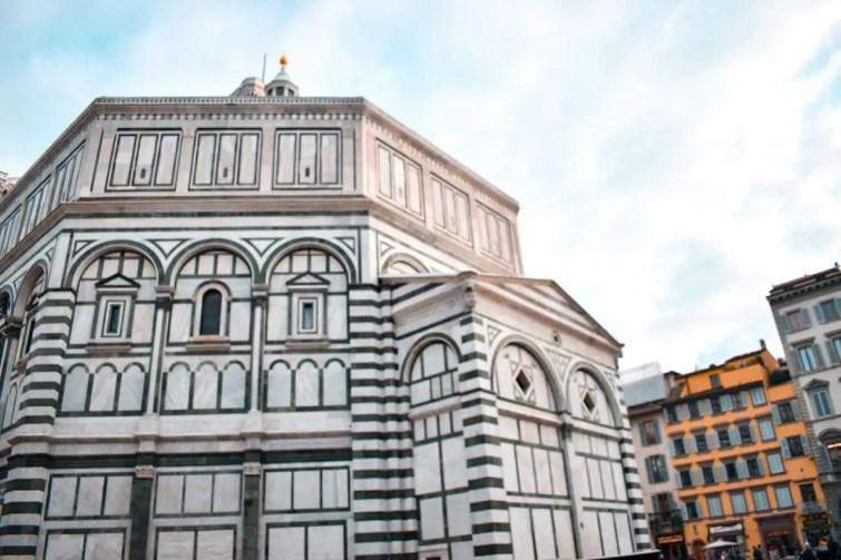 Baptisterio Florencia Firenze