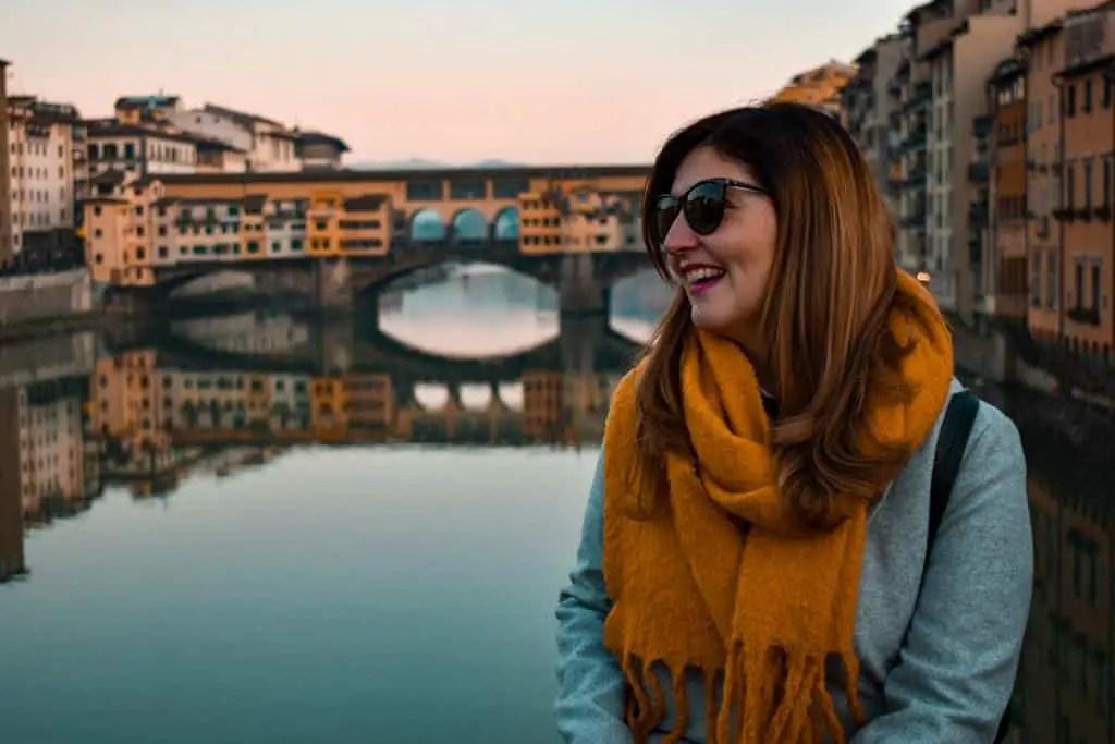 que ver en Florencia, ponte vecchio