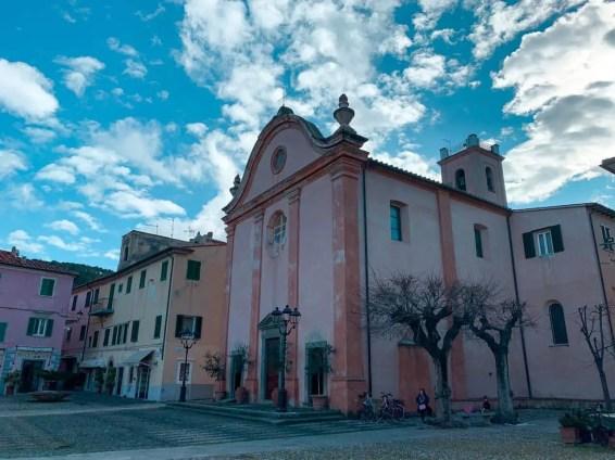 Iglesia de Marciana Marina