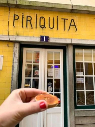 La Piriquita