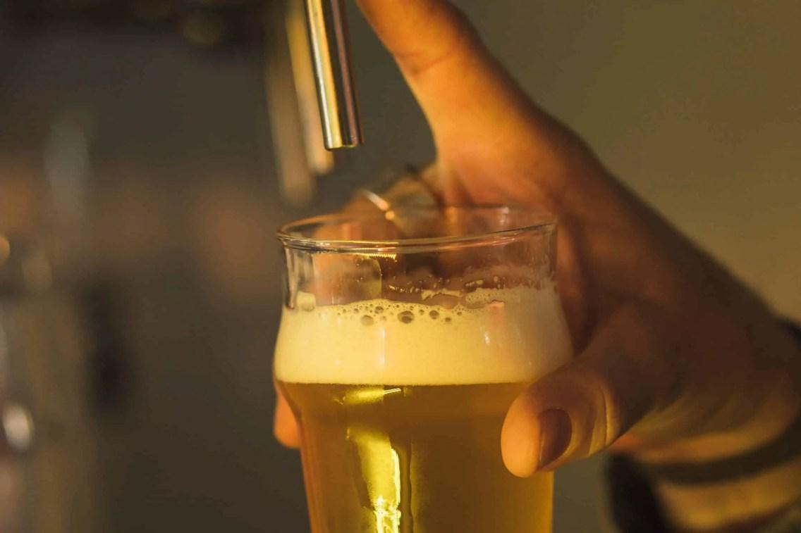 Gunners Pub Beer