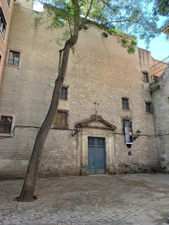 Sant Felipe Neri iglesia plaza