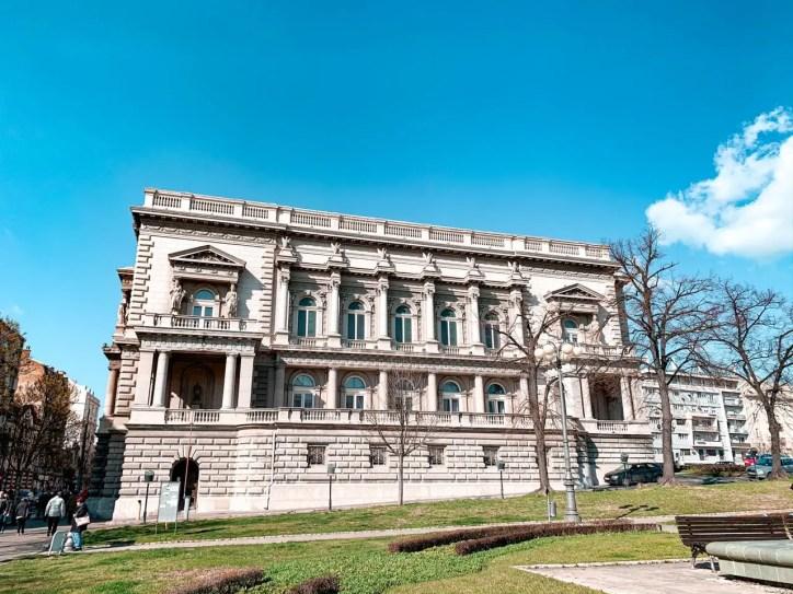 Palacio Viejo, Belgrado